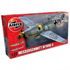 Avion Messerschmitt Bf109g-6 Scara 1:72 - Jocuri arta si creatie Airfix