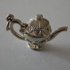 Pandant argint ceainic - 498 - Pandantiv argint