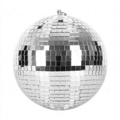 Skytec 151.583 20cm Glob Disco cu Oglinzi - Efecte lumini club