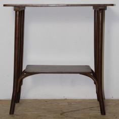 Masuta Vintage stil Thonet; Masa cafea; Masa decor, Mese si seturi de masa, 1900 - 1949