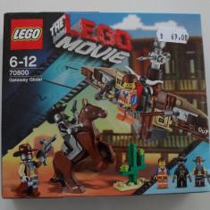 Lego Movie 70800 Getaway Glider Planorul de evadare Film Emmet Roboti Serif Nou