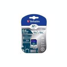 Verbatim Pro SDXC U3 64GB - Card memorie
