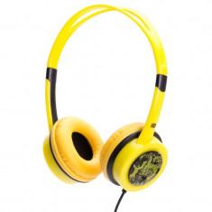 IDance Free 30 Căști galbene - Casti DJ