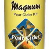 Magnum cidru de pere - kit pentru 23 de litri cidru delicios! Bere de casa, mai mult de 10 litri