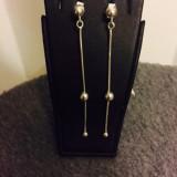CERCEI ARGINT -MODEL LUNG