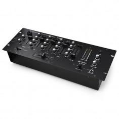 Skytec STM3001 DJ mix cu 4 canale și funcția de preascultare - Mixere DJ