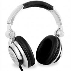 Căști DJ Omnitronic SHP-2000 MK2 cu bandă căptușită