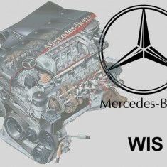 Mercedes WIS + EPC - 2017 FULL - Manual auto, Manual reparatie auto, Mercedes-Benz
