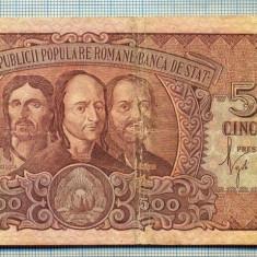 A1140BANCNOTA-ROMANIA-RPR-500LEI-15OCTOMVRIE1949-SERIA368837-starea care se vede - Bancnota romaneasca