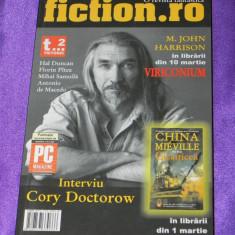 Revista sf FICTION.RO nr 2 (5781 - Carte SF