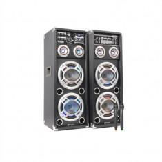 Set difuzoare active Skytec SPD-28V activ / pasiv - Boxa activa
