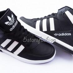 Adidasi Adidas Hard Court - Adidasi barbati, Marime: 41, 42, Culoare: Din imagine, Piele sintetica