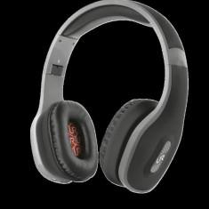 TRUST MOBI BLUETOOTH WIRELESS HEADPHONE - BLACK, Casti On Ear, Active Noise Cancelling