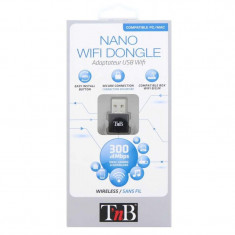 TNB TNB USB NANO WIFI DONGLE 300 MBPS