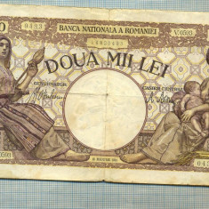 A1170 BANCNOTA-ROMANIA-2000 LEI- 18NOIEMVRIE 1941-SERIA0593-starea care se vede - Bancnota romaneasca