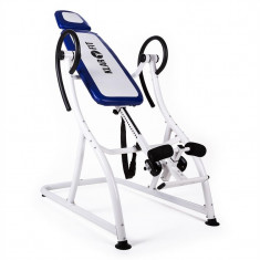 Klarfit Relax Zone Pro Inversion Table Back Hang-Up 150 kg - Banca de exercitii