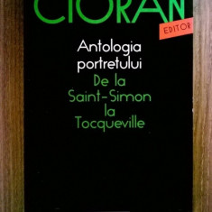 Antologia portretului - de Emil Cioran