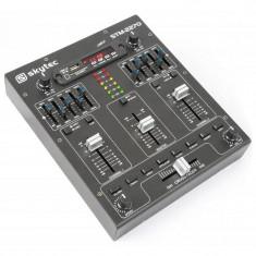 Skytec STM-2270 4 canale mixer Bluetooth SD MP3 USB FX - Mixere DJ