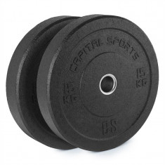 Capital sport Renit Hi placă greutate 50.4 mm miez de aluminiu, cu cauciuc 2x 15 kg