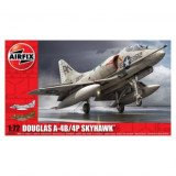 Kit Aeromodele Airfi 3029 Avion Douglas A-4B/4P Skyhawk Scara 1:72 - Jocuri arta si creatie Airfix