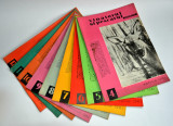 Lot 9 reviste Vanatorul si pescarul - 1961