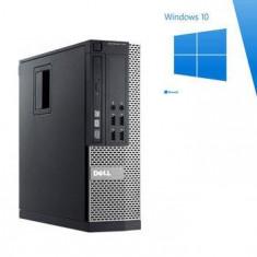 Calculatoare Refurbished Dell Optiplex 790 SFF i3 2100 Windows 10 Home - Sisteme desktop fara monitor