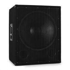Omnitronic BX-1850 subwoofer profesional PA bass 12