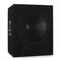 Omnitronic BX-1850 subwoofer profesional PA bass 12