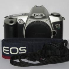 Canon Eos 500 N - Body + Curea Canon Eos originala - Transp gratuit prin posta! - Aparate Foto cu Film