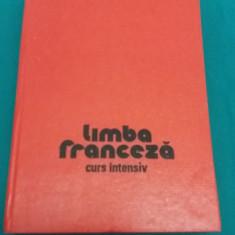 LIMBA FRANCEZĂ *CURS INTENSIV/MICAELA GULEA, HENRY-PIERRE BLOTTIER/1976