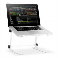 Rezident DJ Mixer controler 1Lap Laptop Stand alb