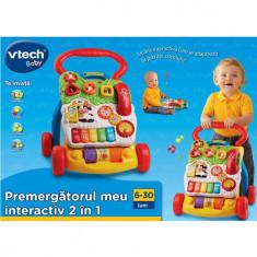 Premergator Vtech Primii Pasi Vtech Vt77012, 0-6 luni, Multicolor