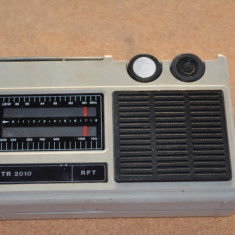 Radio RFT - Aparat radio