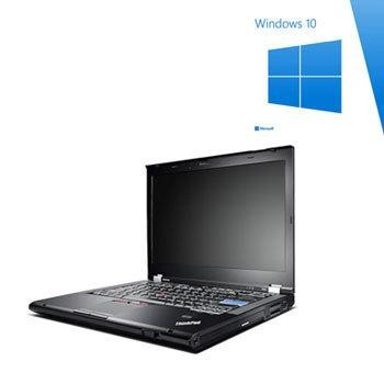 Laptop Refurbished Lenovo ThinkPad T420i i3 2350M Win 10 Home foto