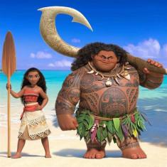 Set Moana+Demi God Maui-Vaiana Bullyland