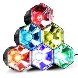 ONEconcept RBL 1 Disco Pyramid LED efect de lumină - Lumini club