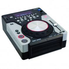 Consolă DJ Omnitronic XMT-1400 CD Player USB SD MP3 - Console DJ