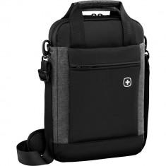 Wenger Black Speedline, 13 inch Vertical Laptop Slimcase, Black