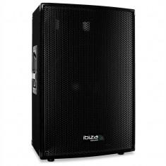 Ibiza Disco-AMP15 38 cm difuzor activ PA 900W