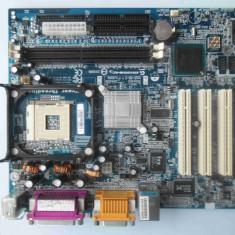 Placa de baza Gigabyte 8i845GVM-RZ DDR1 Video onboard socket 478, Pentru INTEL, MicroATX