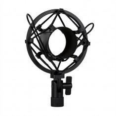 Malone SP2, negru, set de două stative de microfon (tip păianjen), metal - Stativ Microfon