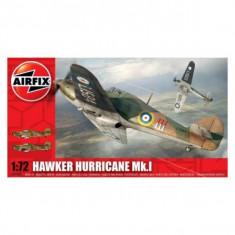Kit Aeromodele Airfix 02067 Avion Hawker Hurricane Mki Scara 1:72 - Jocuri arta si creatie