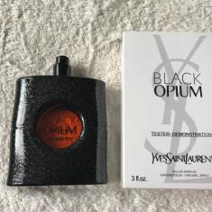 Tester Yves Saint Laurent YSL Black Opium 90 ml - Parfum femeie Yves Saint Laurent, Apa de parfum
