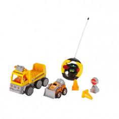 Tow Loader Cu Excavator Revell Rv23003 - Vehicul