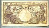 A1172 BANCNOTA-ROMANIA-2000 LEI- 10OCTOMVRIE 1944-SERIA3143-starea care se vede