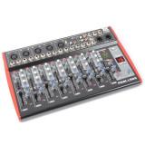 Power Dynamics PDM-L905 mixer 9 canale USB AUX + 48 V - Mixere DJ