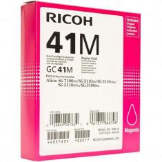 Ricoh Magenta Gel High Yield GC 41M (2200 prints)