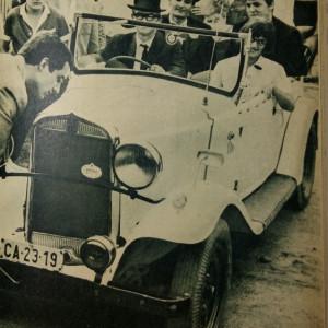 REVISTA AUTO MOTOR UNGARIA - AN 1968 LEGATE 24 NUMERE - MASINI RETRO VINTAGE