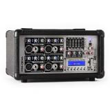 Power Dynamics PDA-C804, 800 watt, mixer cu 4 canale