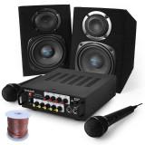 Karaoke Set boxe Pony`s Ranch , microfon, 400W